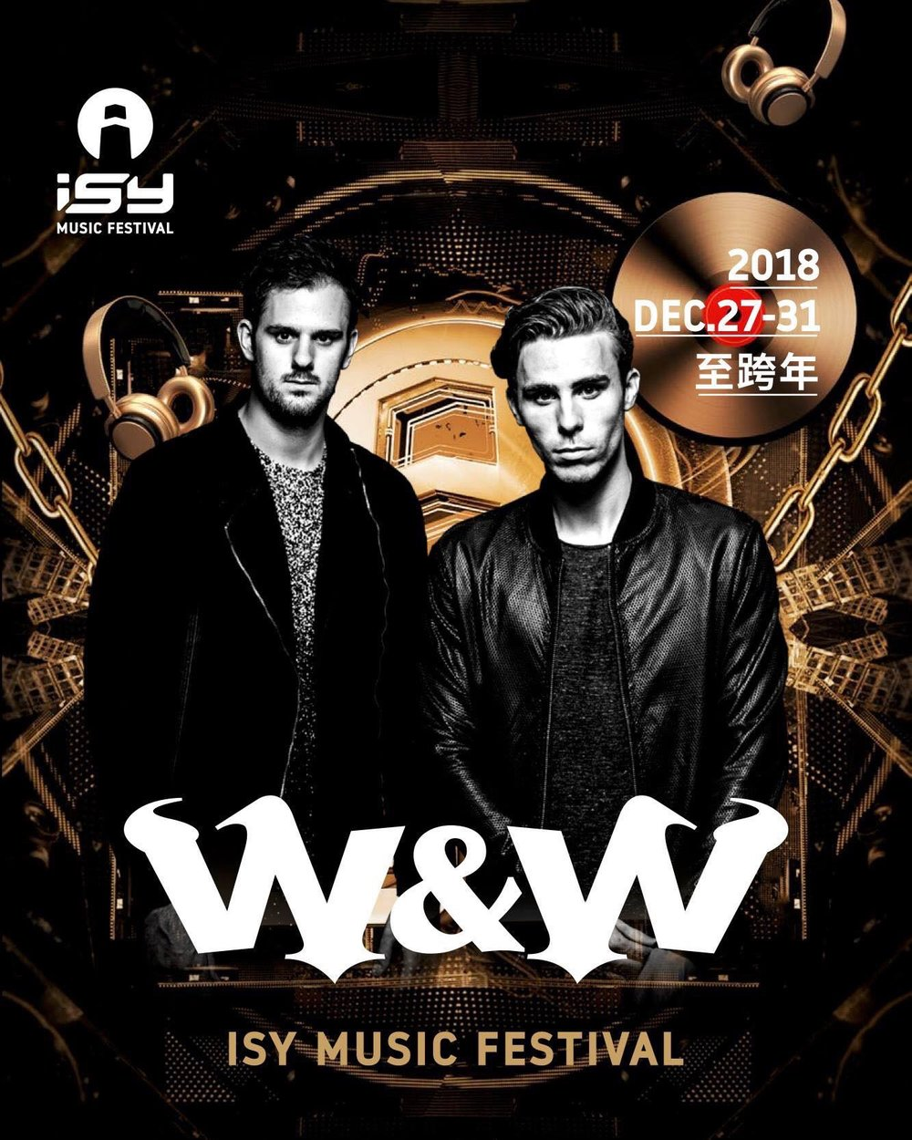 W&W - is a Dutch DJ and record producer duo composed of Willem van Hanegem and Ward van der Harst. After producing trance for five years, W&W founded their own record label called Mainstage Music, and became active in the big room house and progressive house scene.